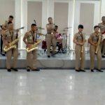 Siap Songsong Poros Maritim, 94 Capaja AL Dilantik Presiden di Istana Negara