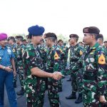Gubernur AAL Lepas Taruna Ke Jakarta untuk Dilantik Presiden