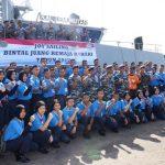 Tumbuhkan Jiwa Bahari, Lantamal XII Pontianak Gelar Bintal Juang Remaja Bahari 2017