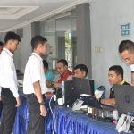 Cinta Tanah Air, 1972 Pemuda Daftar Calon Prajurit TNI AL di Surabaya