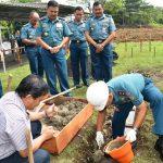 Gubernur AAL Resmikan Pembangunan Gedung Prodi Korps Marinir