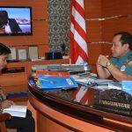Pangarmabar tegaskan Soal Kedaulatan NKRI terkait Penamaan Laut Natuna Utara