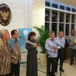Kemenhub dan KKP Jalin Kerjasama Pelayanan Pengukuran Ulang Kapal Ikan