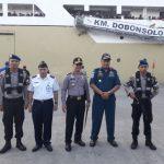 KM Dobonsolo Tiba di Pelabuhan Tanjung Priok dari Semarang bawa 758 unit Sepeda Motor