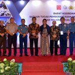 Rakornas Satgas 115, Perkuat Keamanan Laut Indonesia dari IUU Fishing