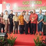 Polres Pelabuhan Tanjung Priok gelar Syukuran Hari Bhayangkara ke-71, menuju Polri yang Lebih Baik
