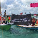 Ini Dukungan untuk Susi 'Stop Cantrang' dari Nelayan Masalembu