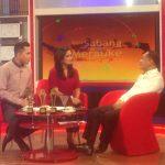 Wawancara Live di TVRI, Bakamla RI Nyatakan Siap Kawal Visi Poros Maritim