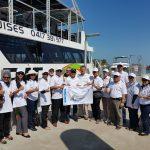 22 Peserta Yacht Rally Dilepas dari Darwin Australia menuju Sail Sabang 2017