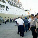 HUT Bhayangkara ke 71, Polres Pelabuhan Tanjung Priok tetap memberikan Pelayanan Terbaik