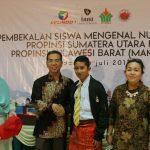 Pelindo 1, PTPN IV, KIM, dan HIN Kirim 32 Siswa Berprestasi ke Sulawesi Barat