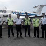 Patroli Udara Maritim Bakamla RI, Siap Amankan Perairan Nusantara