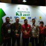 Tumbuh Signifikan, BKI Raih Peringkat Dua Audit SMK3 2017