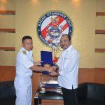 The Royal Thai Navy Kunjungi Bakamla RI
