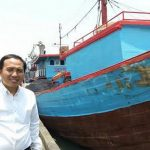 KKP sebut Kebakaran Kapal di Pati murni Keteledoran Nelayan