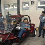 Kunjungi Laboratorium Terpadu STTAL, KASAL Coba Hasil Karya Anak Bangsa