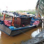 WFQR Amankan Bawang Merah Dan Bonsai Ilegal