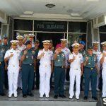 Deputy Commander Task Group Sea Garuda 19 AB-17 AL Thailand Kunjungi Lantamal V