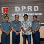Persiapan Kejurnas Layar Nasional, Pembina Porlasi Kota Semarang Temui Ketua DPRD