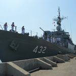 Kapal Perang Thailand Singgahi Semarang