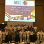HUT ASEAN ke-50, Rancangan First ASEAN Multilateral Navy 2017 Dibahas di Bangkok