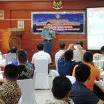 Wujudkan Keamanan Selat Malaka, Guskamla Koarmabar gelar Diskusi dengan Stakeholders Maritim di Batam
