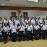 96 Auditor Manajemen Keselamatan Kapal BKI Dilantik Ditjen Hubla