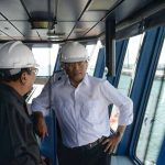 Penandatanganan KSP BMN Pelabuhan Probolinggo dan Sintete disaksikan Menteri Perhubungan