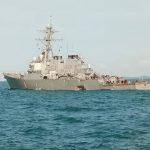 Insisden Kapal Perang AS Tabrak Kapal Tanker di Perairan Singapura, Lantamal IV Kerahkan Bantuan