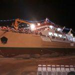 KM Sabuk Nusantara 96 Resmi Diluncurkan di Galangan PHL