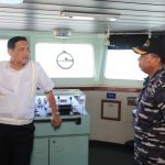 Atasi Biaya Tinggi, Menko Maritim Kaji Pembuatan Peraturan Sesuai Daerah