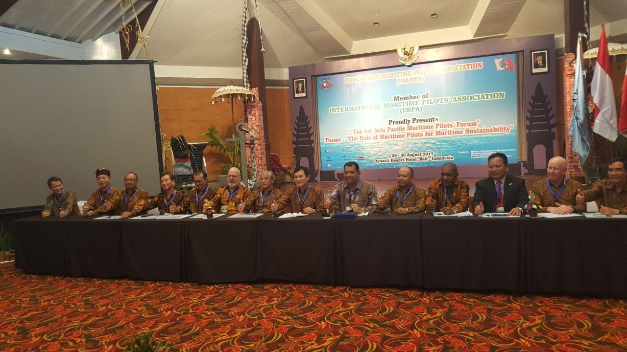 Pertemuan 1st Asia Pacific Maritime Pilot Forum Dihadiri 15 Negara | maritimnews.com