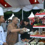 Festival Kuliner 4 BUMN Jelang HUT Kemerdekaan RI ke-72