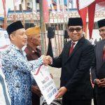 IPC Memperingati Hari Kemerdekaan RI di Pelabuhan Pontianak