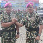 Kolonel (Mar) Umar Farouq Jabat Danbrigif 3, Posisi Strategis Korps Marinir