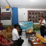Tinjau Sekolah Pelayaran di Makassar, Luhut Pandjaitan: Saya akan Dobrak!