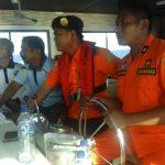 SPKKL dan SAR Gabbungan Selamatkan Kapal TNI AD