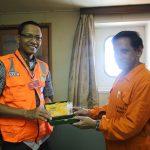 Sambut Langsung Konsumen Baru,  Terminal Teluk Lamong Diapresiasi Para Kapten Kapal