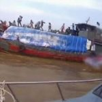 Lagi, Patroli Bea dan Cukai mendapat Perlawanan Massa Penyelundup