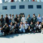 Dukkung Ekspedisi Kas Kepulauan BI, KRI Teluk Sabang-544 Tiba di Padang
