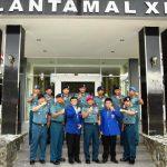 Kunjungi Lantamal XII, Ketua HNSI Kaji Penguatan Koperasi Nelayan