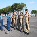 Taruna AAL Tingkat II Angkatan ke-65 Resmi Kenakan Tanda Korps