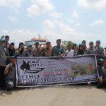 Lanal Bengkulu Dukung Pelaksanaan ENJ 2017 di Pulau Enggano