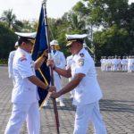 Lanal Tarempa Miliki Komandan Baru