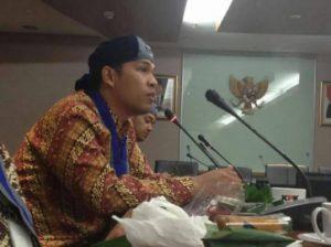 Ketua Umum PP GMKI Sahat Martin Sinurat menyerukan evaluasi proyek Reklamasi Teluk Benoa. (Foto: rilis.id)