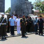 Sambut HUT TNI, Panglima TNI Ziarah ke Makam Bung Karno