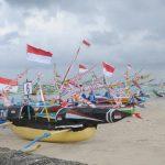 Sambut HUT TNI, Lanal Denpasar Gelar Dua Lomba Menarik