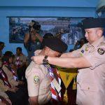 Bangun Kaderisasi Maritim, Saka Bahari SMK Hangtuah 1 Jakarta Diresmikan