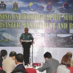 Pushidrosal Tuan Rumah Training in Hydrographic Survey for Disaster Management and Relief