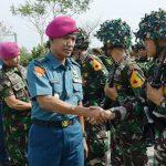 Perkuat Kemampuan Taktik, Taruna Marinir Lattek Tikkontu